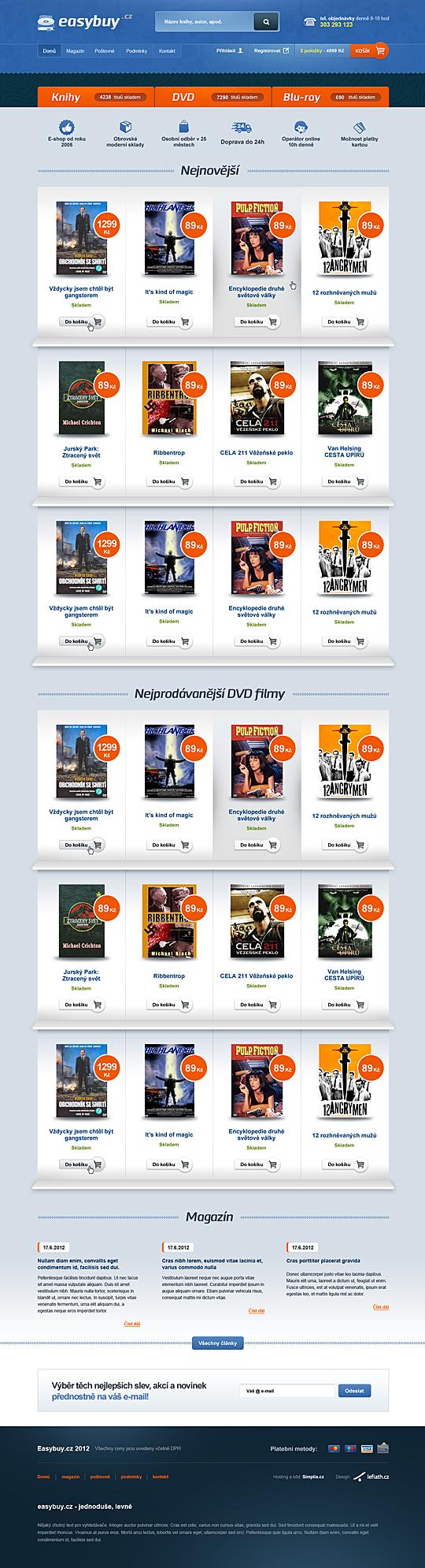E-shop Easybuy